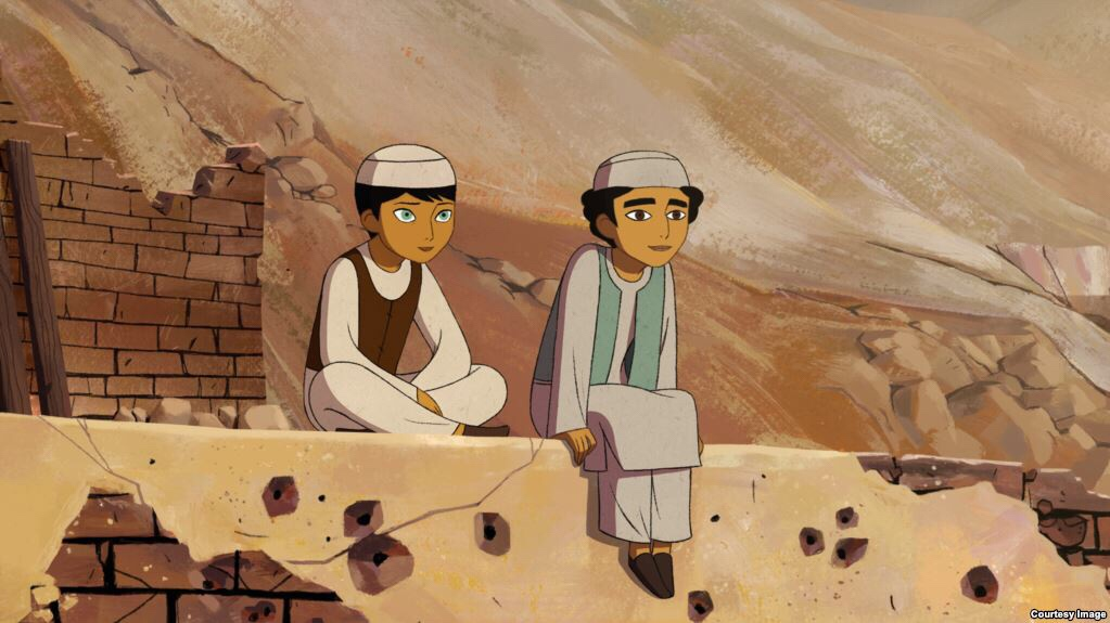Ganándose el pan (The Breadwinner)
