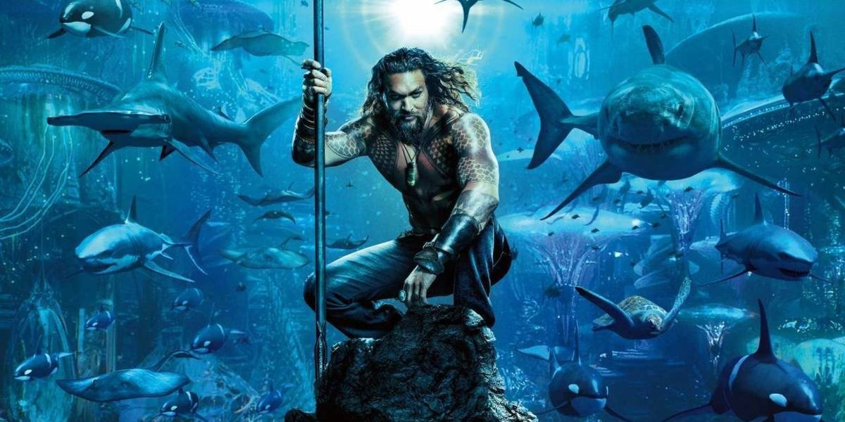 El machismo de Aquaman