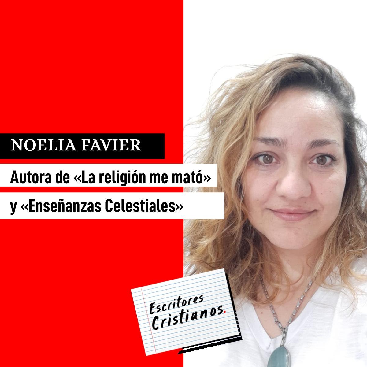 Noelia Favier habla sobre EnseñanzasCelestiales