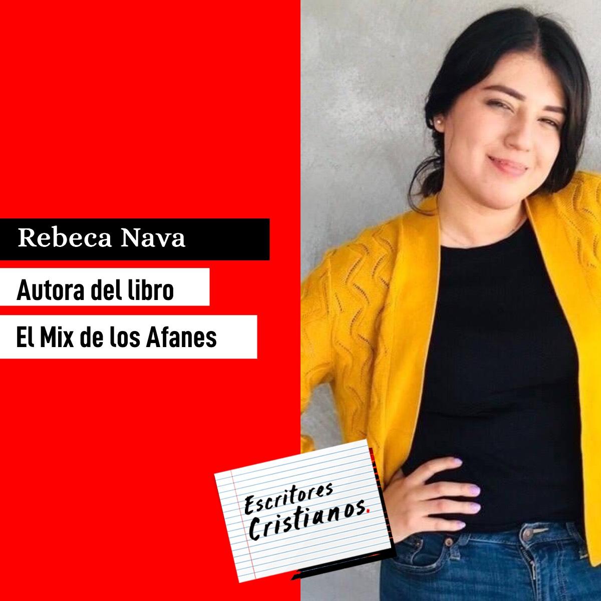 Rebeca Nava habla de su libro El Mix de losAfanes